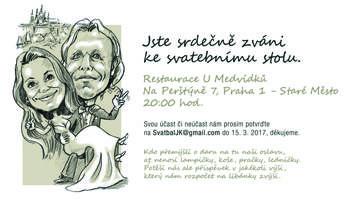 Svatebni oznameni svatby-vesele.cz Praha